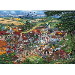 I Love the Farmyard Mike Jupp
