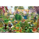 Green Fingers 500pc Jigsaw Puzzle Mat Edwards