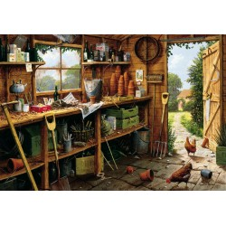 The Garden Shed Edward Hersey