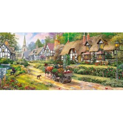 Heading Home 636 piece jigsaw puzzle