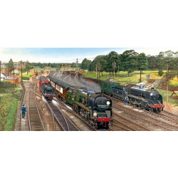 New Forest Junction 636 piece jigsaw puzzle