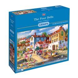 The Four Bells Derek Roberts