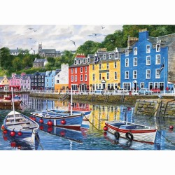 Tobermory Terry Harrison 1000pc Puzzle