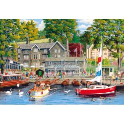Summer in Ambleside 1000pc Puzzle