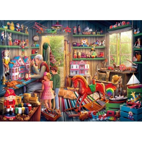 Toymaker's Workshop 1000pc Jigsaw