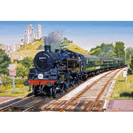 Corfe Castle Crossing (500)