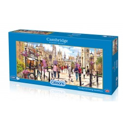 Cambridge 636pc Jigsaw Puzzle