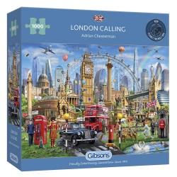 LONDON CALLING 1000 PIECE JIGSAW PUZZLE