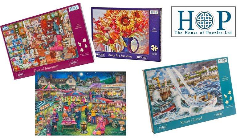 House Of Puzzles Jigsaws - Jigsaw Puzzles Direct